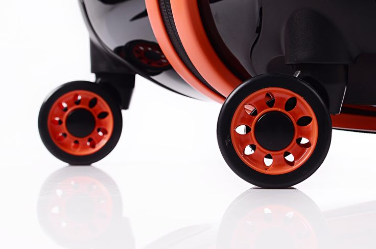 Sportive Hinamoto® wheels. The worlds strongest and quietest wheels!  Buy now at: http://www.lojel.nl/13-nimbus Free shipping!