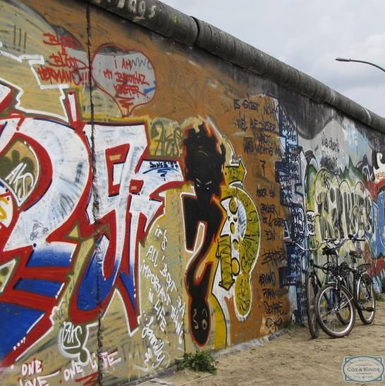 The famous #BerlinWall was constructed to prevent East Berliners from escaping the Soviet-controlled East German state into the West of the city. It has witnessed the attempts of around 5000 people trying to escape. During the unification of East and West #Germany in 1989, hundreds of citizens began to physically tear down the concrete division. Today remnants of the wall can be found at Bernauer, a reminder of its turbulent past.