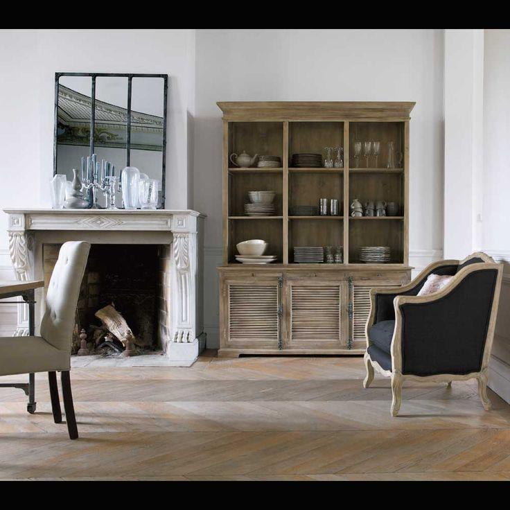 miroir en m tal effet rouille h 120 cm cargo maisons du monde d co int rieur pinterest. Black Bedroom Furniture Sets. Home Design Ideas