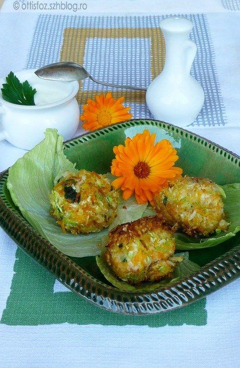 Zöldség fasírt paleo módra