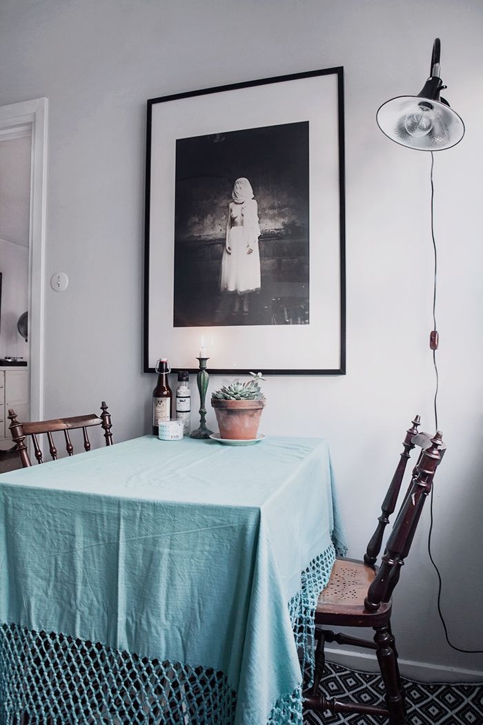 Our kitchen © Anna  Malmberg