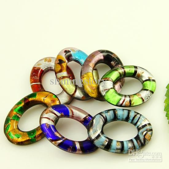 116 best venetian glass images on pinterest venetian glass foil oval italian venetian lampwork blown murano glass pendants for necklaces jewelry cheap china fashion jewelry handmade jewelry mup2085 aloadofball Image collections