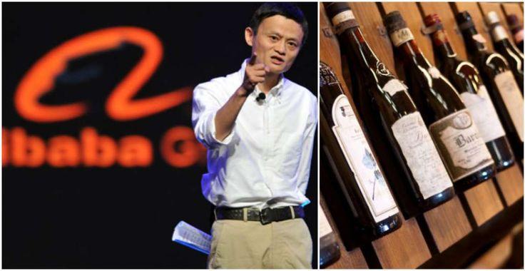 Il magnate cinese regala un annuncio a effetto: Abbiamo lanciato la giornata del vino. Si svolgerà il 9 settembre