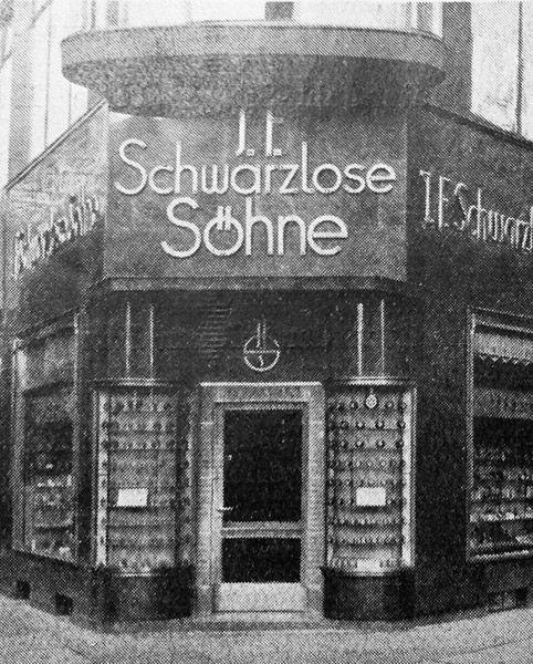 J.F. SCHWARZLOSE BERLIN | Die Geschichte traditionsreichen des Dufthauses J.F. Schwarzlose