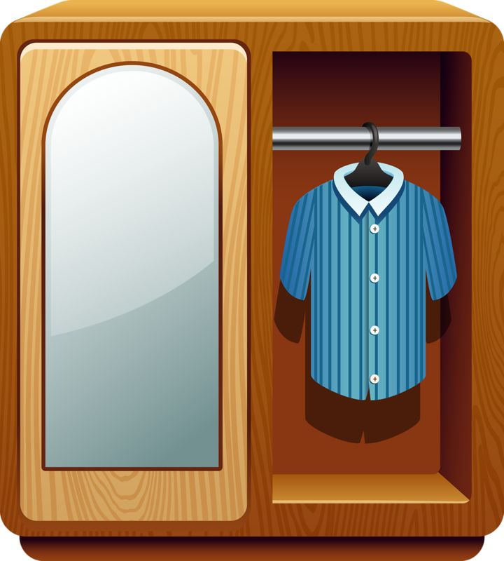 Cupboard clipart  213 best Furniture clipart images on Pinterest | Clip art, Doll ...