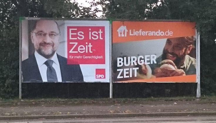 """""""Die SPD präsentiert mehr Burgernähe."""""""