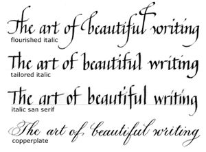 Best Calligraphy Inspirations Images On   Calligraphy