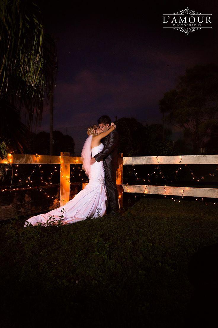 pretty twinkling lights for wedding.