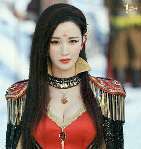 #Yan Da ICE FANTASY-My inspiration for my character in L'EXPÉRIENCE : Aconia