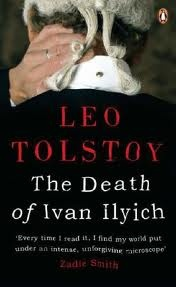 "the death of ivan ilyich compared to the road essay In the following essay, salys investigates the function of objects, imagery, and metaphorical language in the death of ivan ilyich, contending that ""although objects and language both point the way to ivan's destination, the central metaphor for his physical decline and spiritual renewal is the road of life and related directional body ."