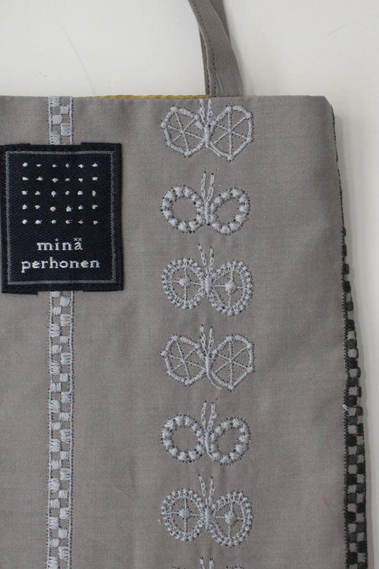 mina perhonen ミナペルホネン chiyo mini bag