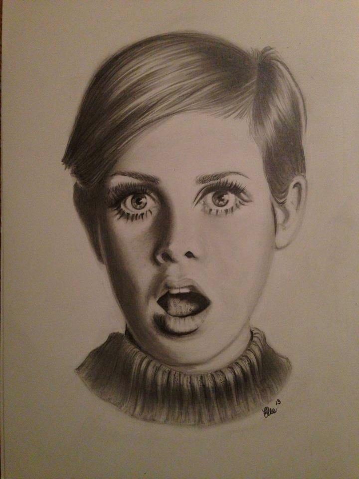 Twiggy by Elle