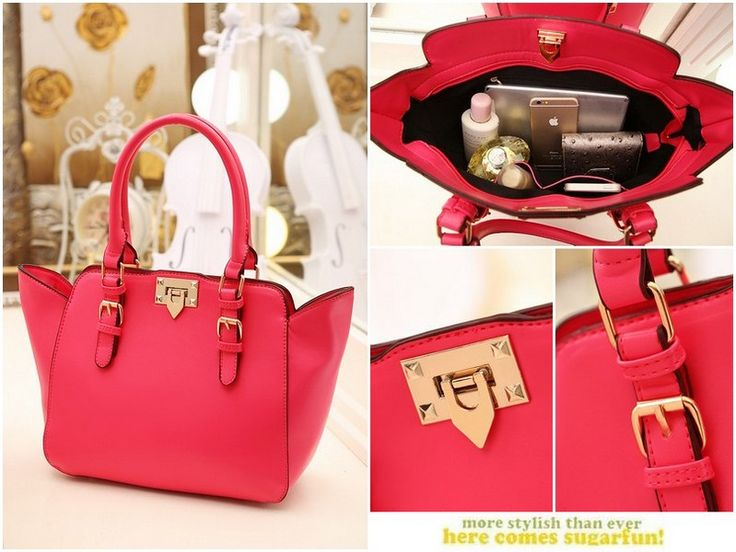 PCA1858 NR Colour Rose Red Material PU Size L 28.5 W 12 H 24 Weight 0.55 Price Rp 165,000.00