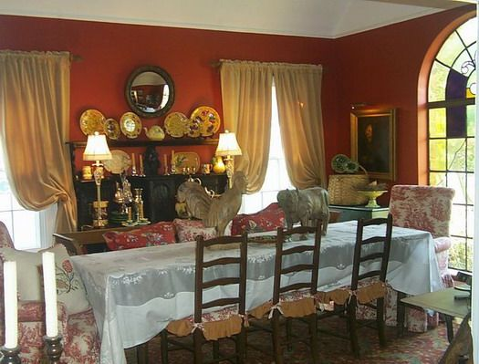French Country Decor Furniture Dining Room Style Design