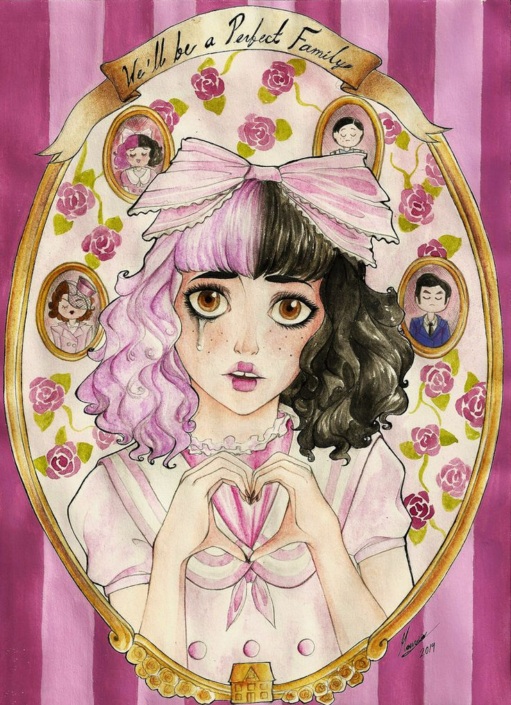 Melanie Martinez Dollhouse What Did You Get 3 By Queen Of