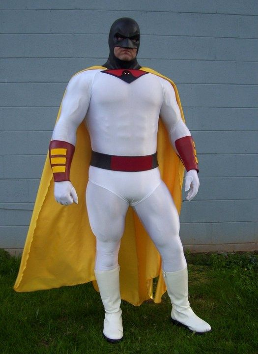 space ghost cosplay - Space Ghost Halloween Costume