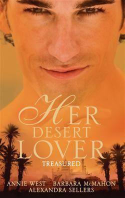 Her Desert Lover: Treasured