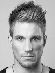 Короткие мужские стрижки, стайлинг, косметика для волос