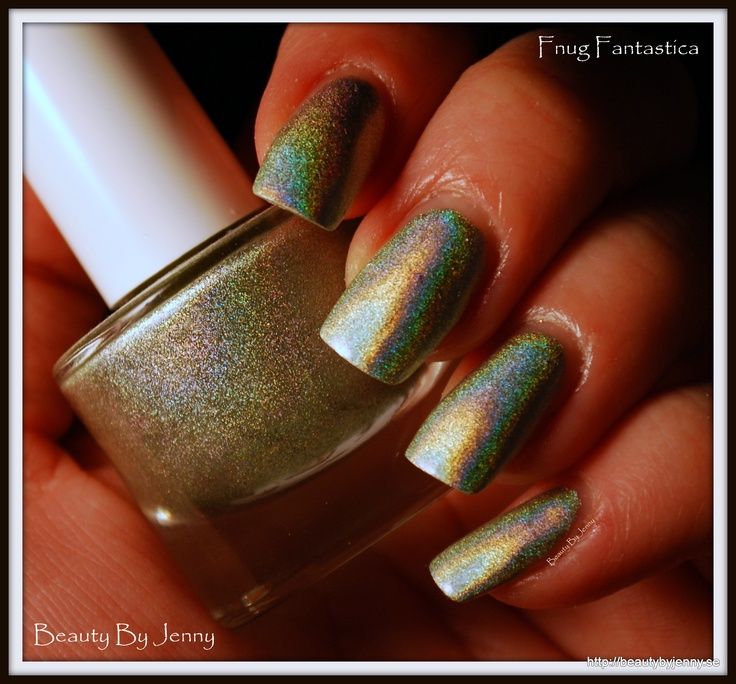 Beauty By Jenny | Lacquers, varnish, polish you name it, I love it   this is FNUG Fantastica!
