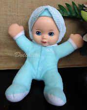 Vintage 1990s Playskool My Very Soft Blue Baby Boy