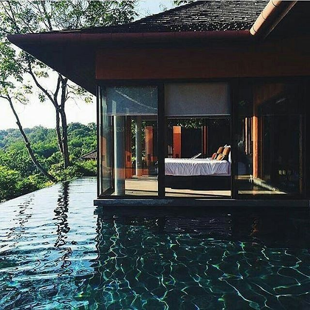 Waking up here! Few things can beat waking up at beautiful resort in Thailand…