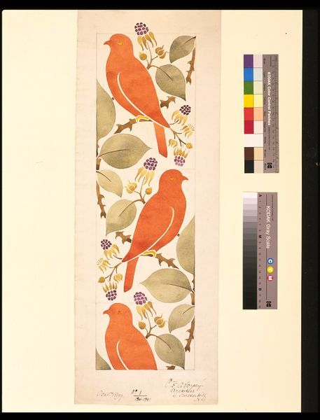 Textile design | Voysey, Charles Francis Annesley | V&A Search the Collections