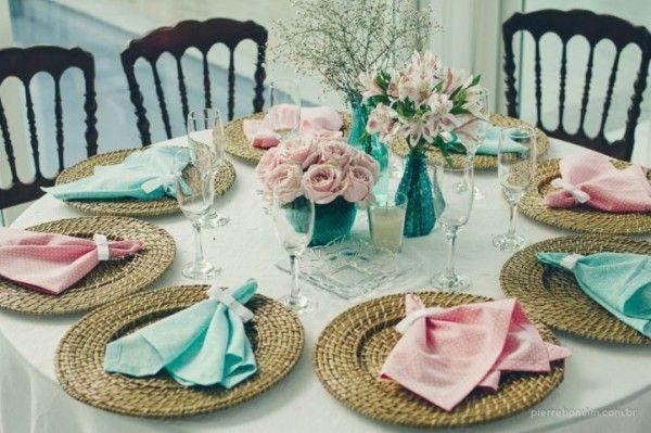 casamento, decoração, mesa, flores