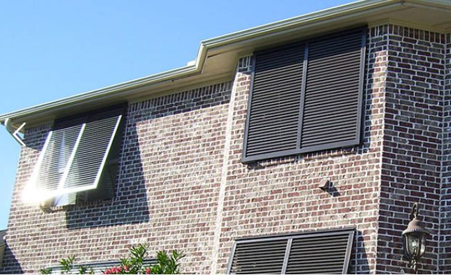 Bahama Shutters add a great amount of fashion and elegance to any property. They provide the protection you need such as guarding your windows against high impact winds, blocking flying objects and protecting your windows during a hurricane. Call us at 239-438-4732/ 239-244-2015. Or visit https://www.guardianhurricaneprotection.com/bahama-hurricane-shutters/