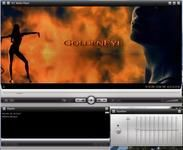 VLC media player - a free and open source cross-platform multimedia player and framework that plays most multimedia files as well as DVD, Audio CD, VCD, and various streaming protocols.
