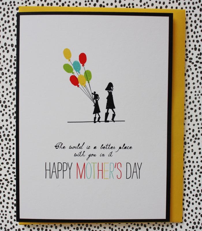 a Mr. Boddington's Mother's Day Card. beautiful!