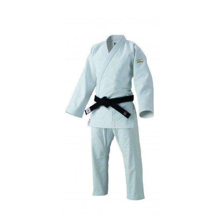 Judogi MIZUNO YUSHO Judo Homologado IJF - €163.00   https://soloartesmarciales.com    #ArtesMarciales #Taekwondo #Karate #Judo #Hapkido #jiujitsu #BJJ #Boxeo #Aikido #Sambo #MMA #Ninjutsu #Protec #Adidas #Daedo #Mizuno #Rudeboys #KrAvMaga #Venum