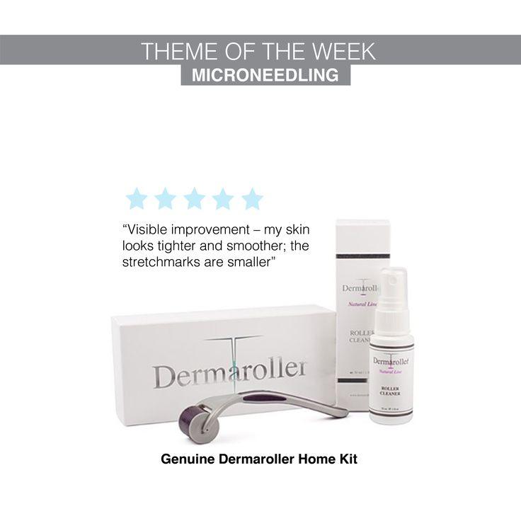 The Genuine Dermaroller Home Kit is one of the best selling dermaroller's in the UK! For more information click here: https://www.dermacaredirect.co.uk/genuine-dermaroller.html?utm_content=buffer6c97c&utm_medium=social&utm_source=pinterest.com&utm_campaign=buffer #dermacaredirect #microneedling #skincare