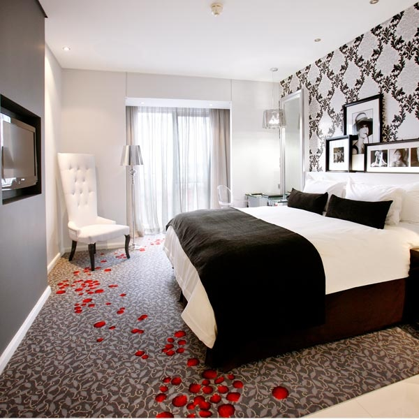 Protea Hotel Fire & Ice! Melrose Arch standard bedroom