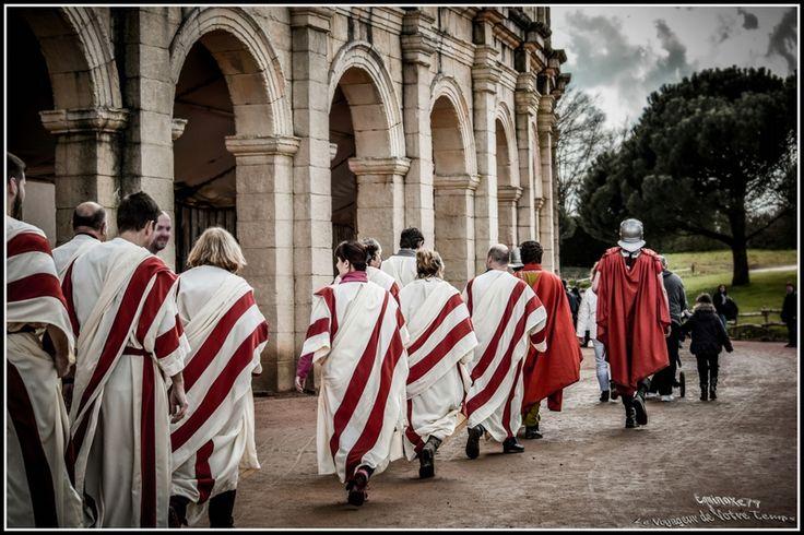 Les secrets des Romains