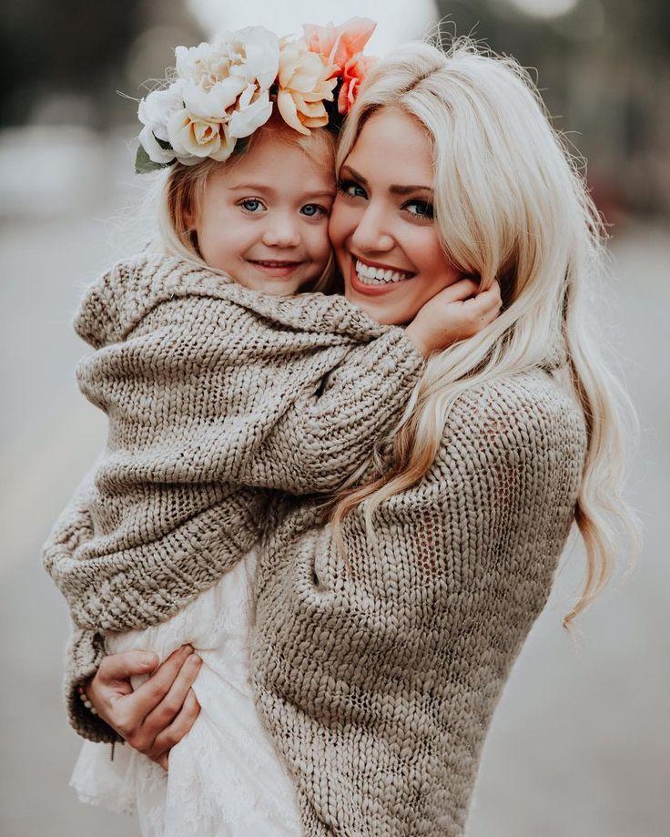 Картинки дочка с мамой, открытка днем