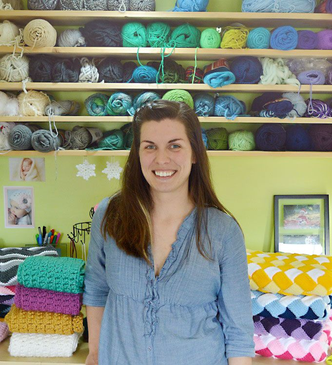 Maker of the Month: Angela Dykman of VeeVee's Accessories