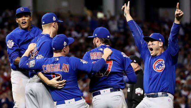 Película sobre el triunfo de los Cubs en Serie Mundial ya tiene fecha de estreno La comprarás?