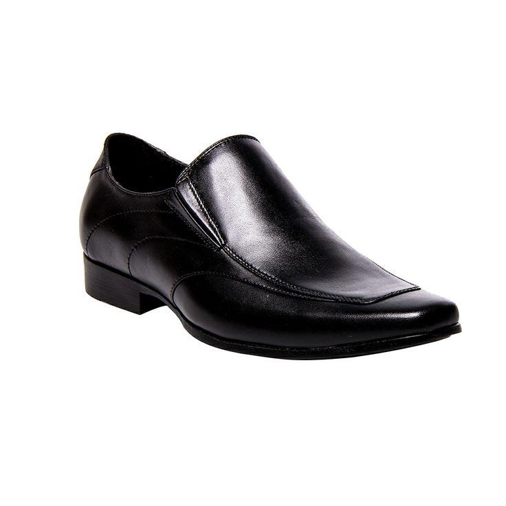Zapatos negros con velcro CONWAY infantiles tu7YJp1