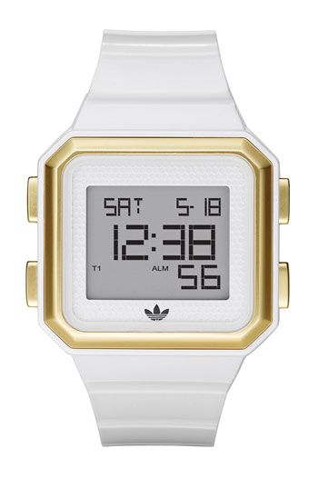 adidas 'Peachtree' Digital Watch