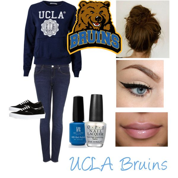 7 best UCLA Bruins Game Day Glam images on Pinterest | Ucla bruins Autumn fashion and Blue gold