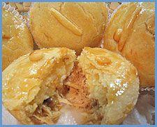 Brazilian style empanadas empadas