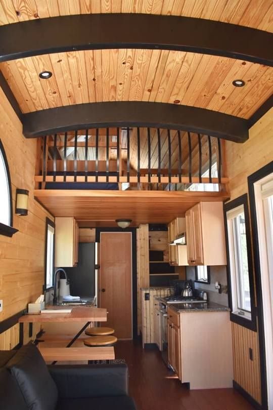 Dream House To Go Tiny Houses Campers Tree Houses Pinterest
