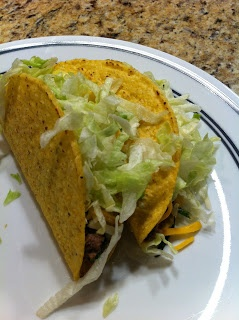 Niki Cooks for Interstitial Cystitis: IC Taco's