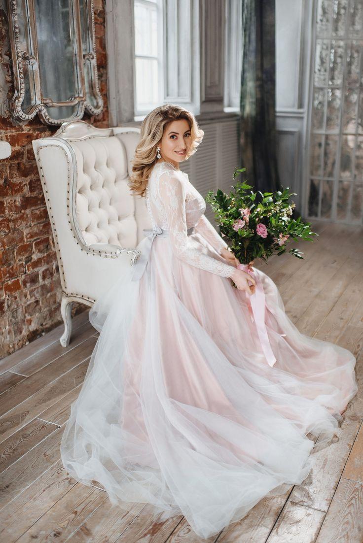 Свадебное платье Рубиновый ангел