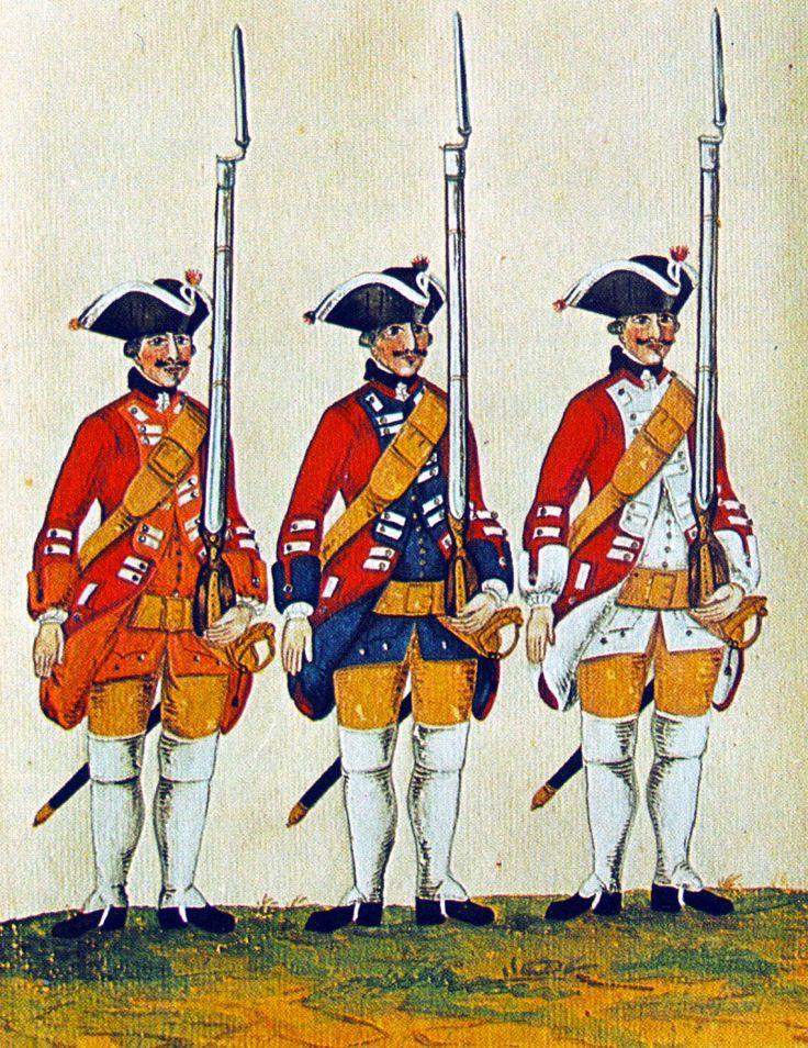 Hanover in the Seven Years War: Infantry Regiments von Hardenberg, von Bock and von Rhoden by Karsten