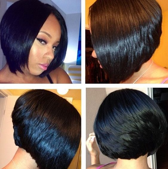 142 best bobbed and layered hairstyles i love images on pinterest virgin human hair hand tied short wigs 130 density full lace bob wigs lace front wig for black women natural hairline in stock pmusecretfo Choice Image