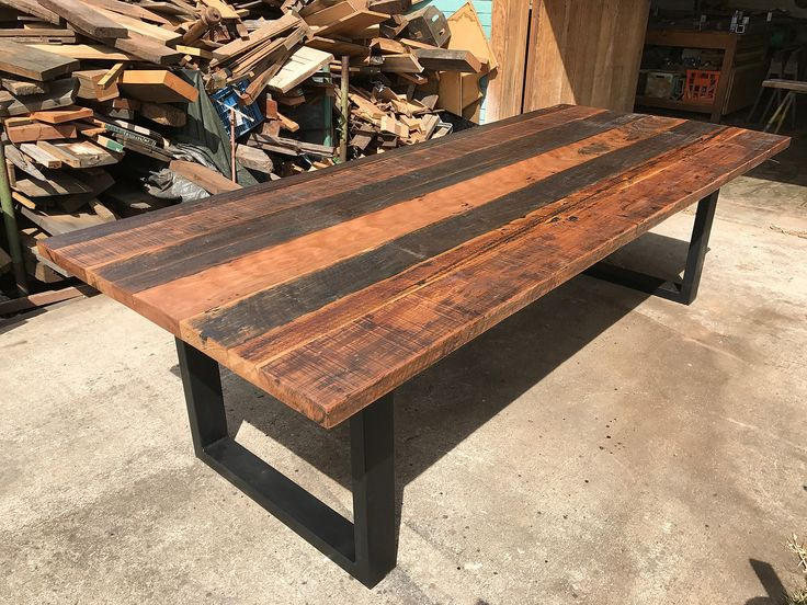 Recycle Timber Furniture | Products