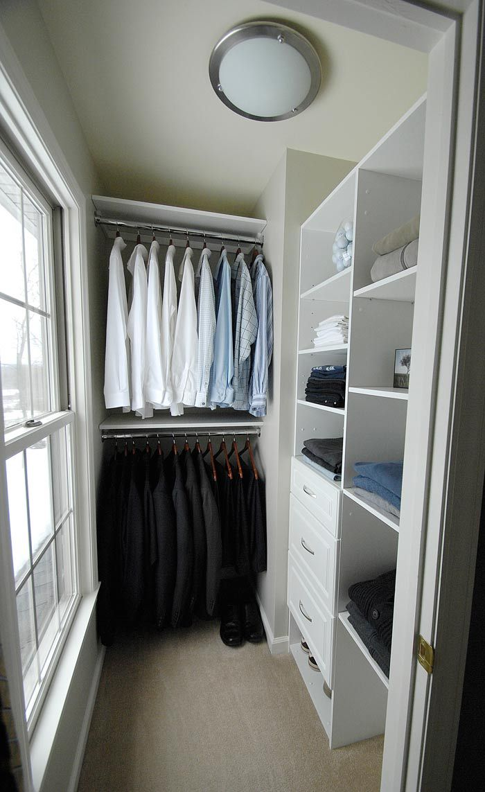 Best 25+ Small Walk In Wardrobe Ideas On Pinterest | Walk In Closet Small,  Small Walk In Closet Ideas And Small Wardrobe