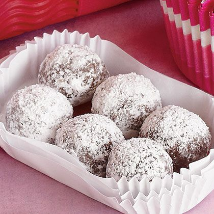 Bourbon, Bourbon balls and Treats on Pinterest