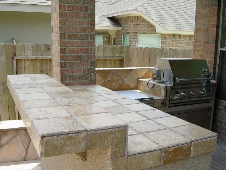 small outdoor kitchen under patio photos of small outdoor kitchen pictures - Outdoor Kitchen Design Ideas